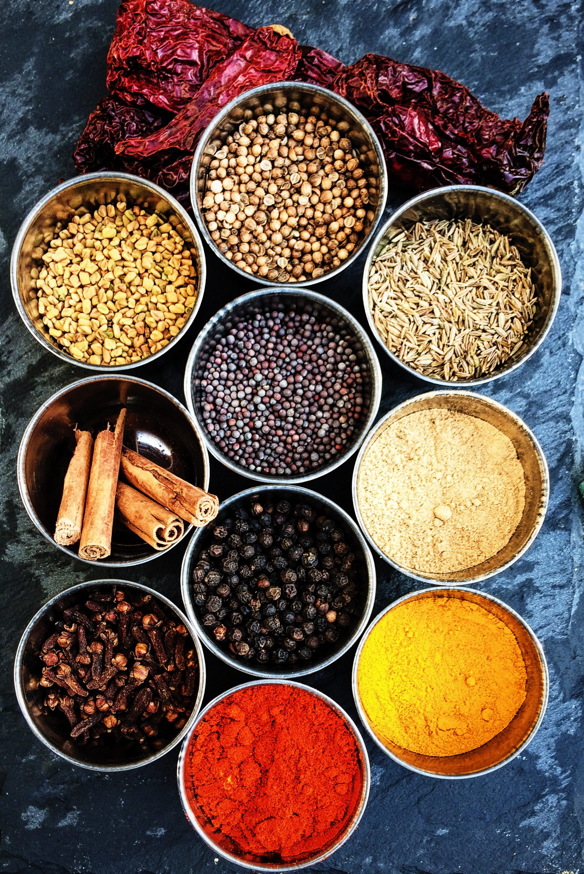Seven Sisters' Spices